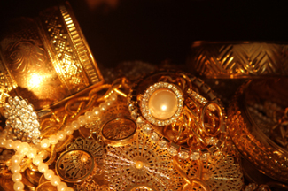 Altes Gold
